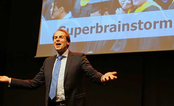 Superbrainstorm - congres